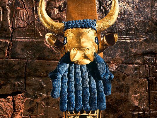 Archéologie : la découverte exceptionnelle des trésors des tombes royales d'Ur