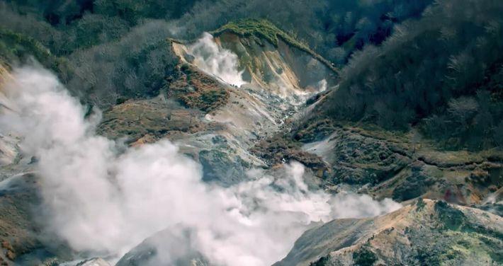 Noboribetsu : la vallée de l'Enfer