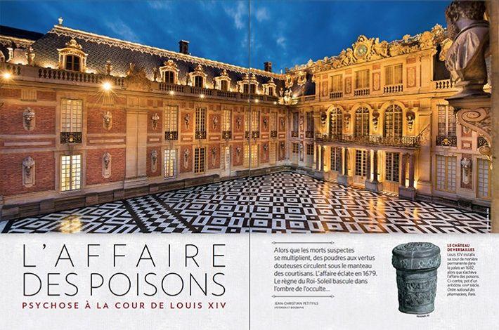 L'affaire des poisons - Psychose à la cour de Louis XIV