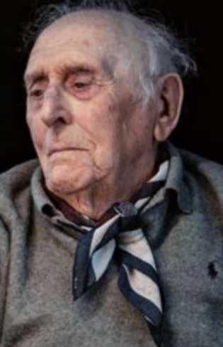Victor Gregg. Fusilier britannique.