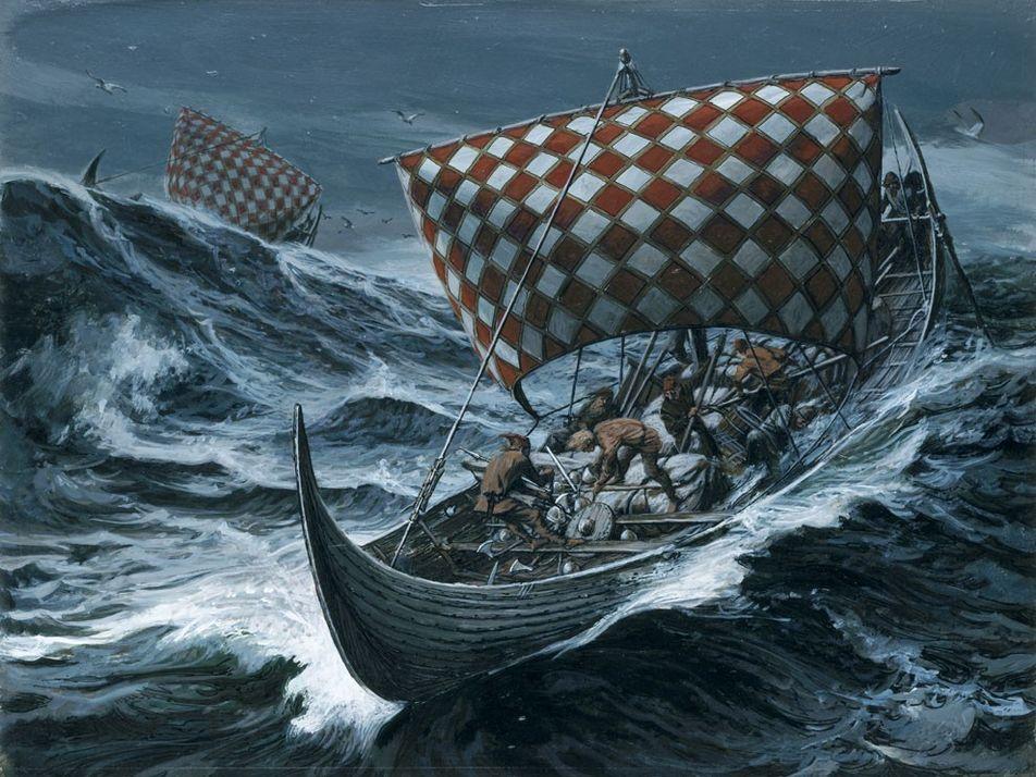 L'incroyable expansion des Vikings