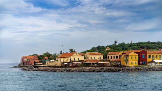 Île de Gorée, Dakar, Sénégal.