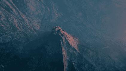 En 1600, l'éruption de ce volcan a provoqué un hiver volcanique en Russie