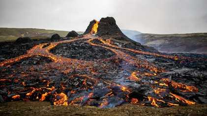 L'éruption en Islande pourrait marquer le début de plusieurs décennies d'activité volcanique