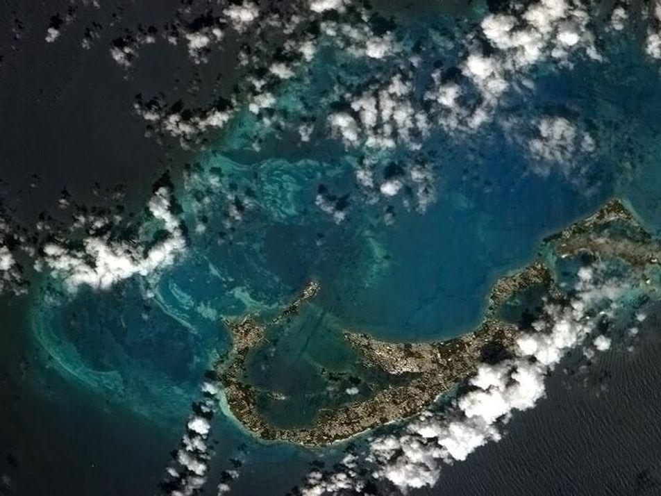 Le volcan à l'origine de la formation des Bermudes est unique sur Terre