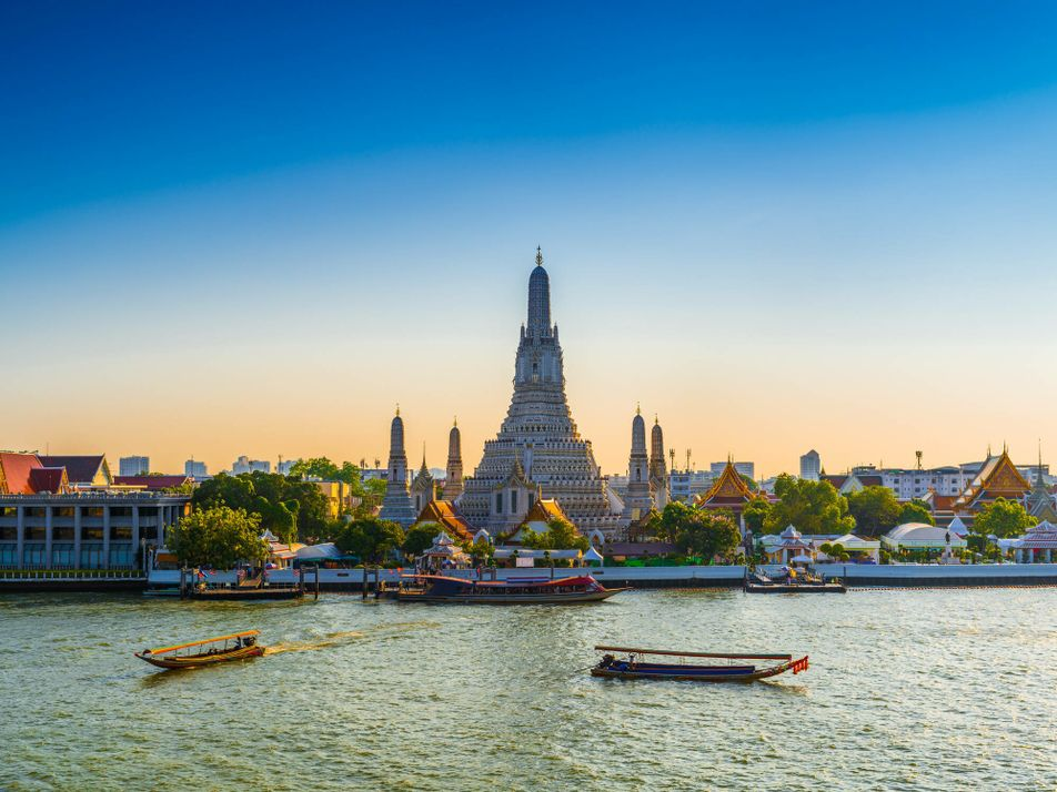 Wat Arun, à l'aube des influences hindouistes et bouddhistes