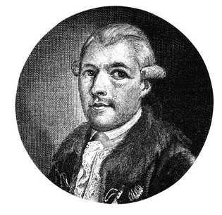 Adam Weishaupt, fondateur des Illuminati.