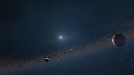 Cette planète orbitant autour d'une étoile morte donne un aperçu du destin du système solaire