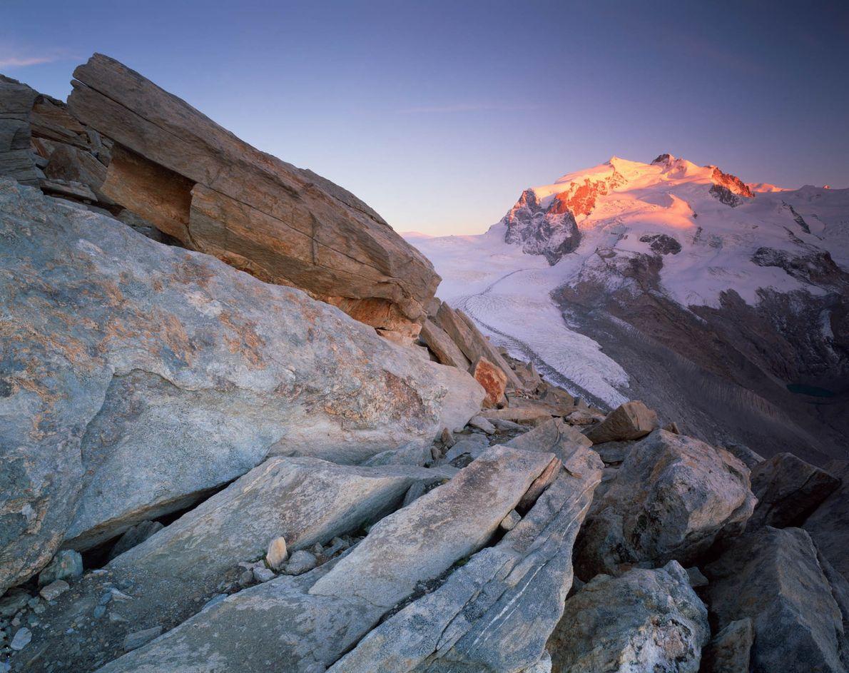 Matterhorn Glacier, Switzerland