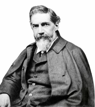 L'égyptologue William Flinders Petrie.