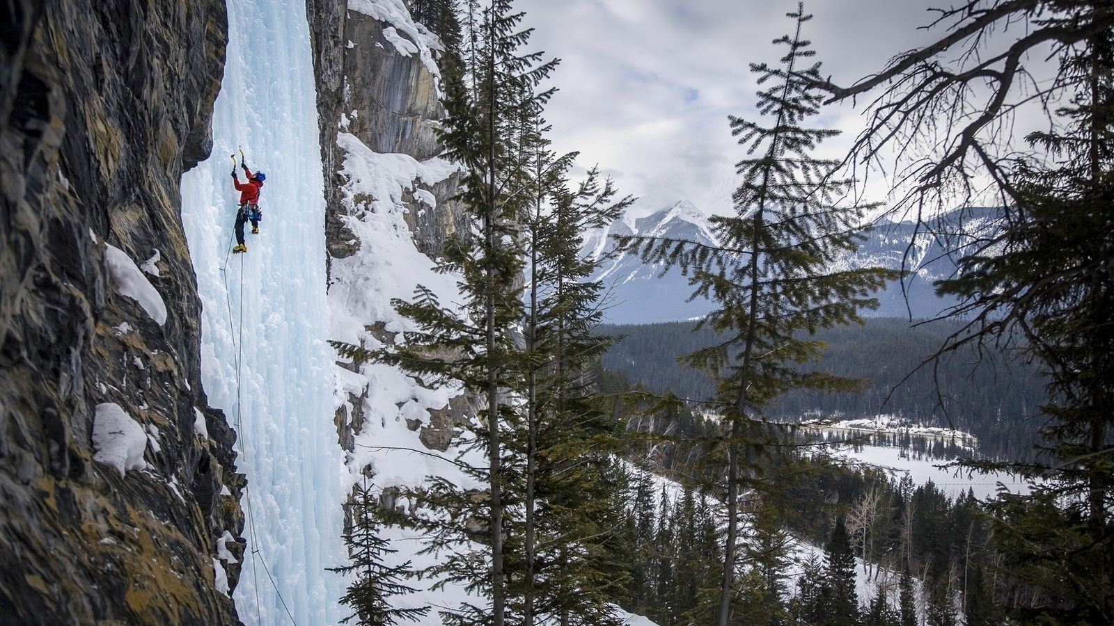 Vivez des sensations fortes en escaladant des cascades gelées en Alberta. Cette activité est idéale pour ...