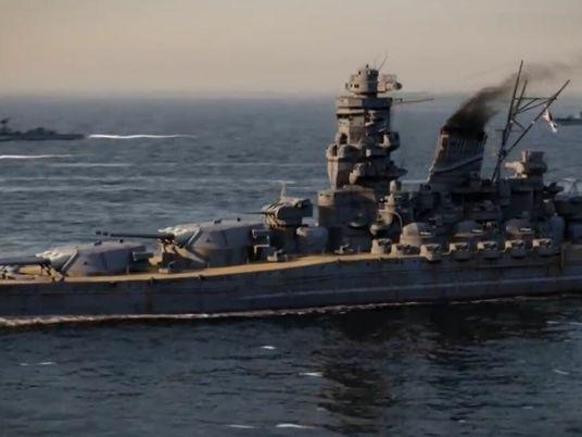 Le naufrage du Yamato, plus grand cuirassé jamais mis à l'eau